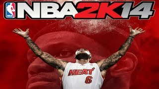 NBA 2K14 - Gameplay - Miami Heat vs. Los Angeles Lakers - [FULL-HD] [Xbox 360]