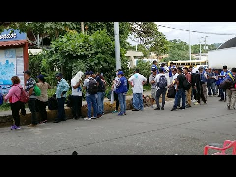Frontera Con Guatemala