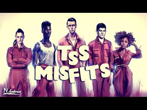 4 сезон 1 серия отбросы музыка из сериала