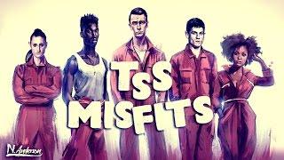 TSS: Лучшие треки из Отбросов (Misfits)