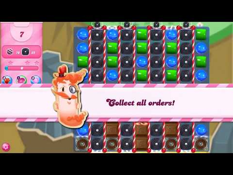 Candy Crush Saga Level 3309 NO BOOSTERS