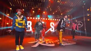 171129 BTS (방탄소년단) - GO GO Live on Jimmy Kimmel Show HD