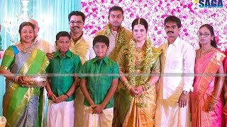 Radhika Sarath Kumar Daughter Engagement - VIDEO