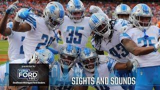 Sights and Sounds: Week 16 vs Denver