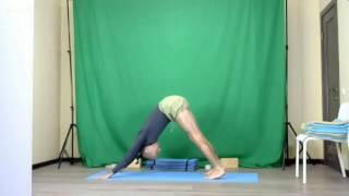 Йога  Асаны для здоровья  Упражнение двенадцатое