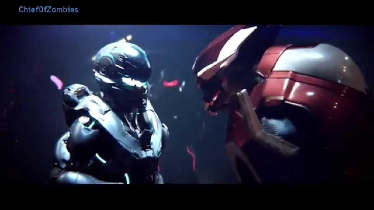 Halo MCC: Spartan Locke Scene with The Arbiter. - YouTube