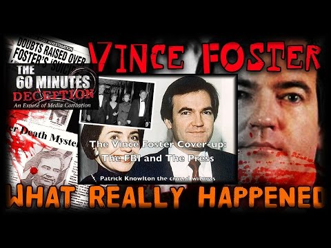The 60 Minutes Deception [Vince Foster∶ the Cover-Up, the FBI & the Press] (2∶44∶43)➤