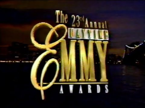 The 23rd Annual Daytime Emmy Awards - May 22, 1996
