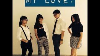 Westlife - My Love (Studio Cover)