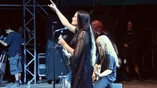 Nightwish - 10th Man Down Live at the Summer Breeze festival (2002)
