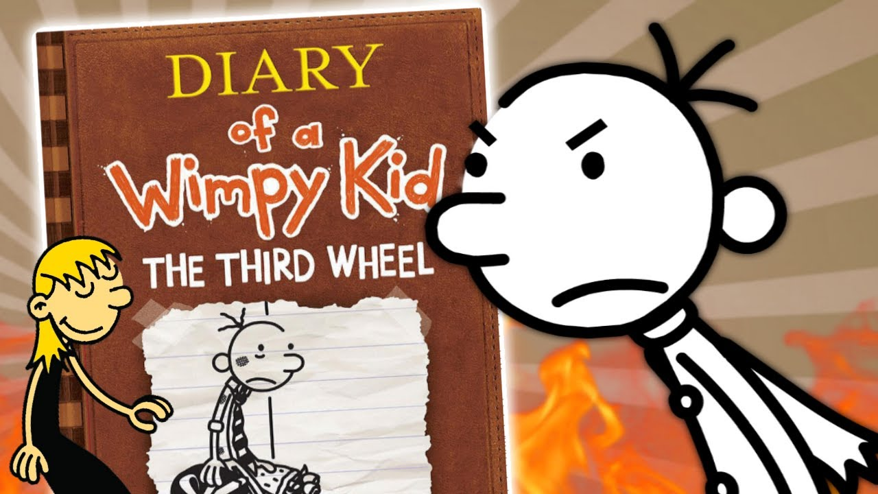 Diary Of A Wimpy Kid S 15th Book Revealed Youtube