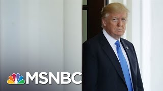 Donald Trump Now Under Investigation For Possible Obstruction | The Last Word | MSNBC