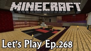 Minecraft Let's Play Ep.268- Quintuple Cave Spider Farm