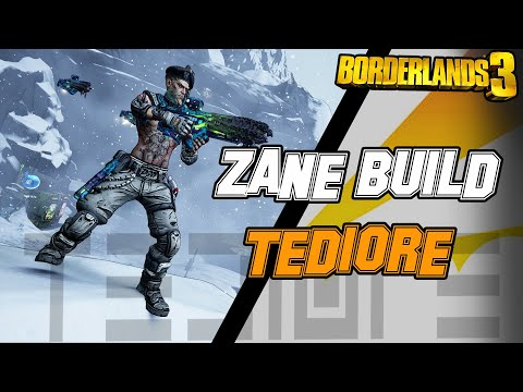 ZANE TEDIORE | BUILD MAYHEM 10, 11 | DIRECTOR'S CUT : BORDERLANDS 3!! |