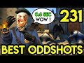 """CSGO - """"ACE IN 0.6 SECONDS ?!"""" - BEST ODDSHOTS #231 (+GIVEAWAY)"""