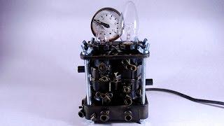 Светильник своими руками(Привет, друзья! Сегодня будем делать светильник из старых карбюраторов. SteelWood вконтакте - http://vk.com/vksteelwood..., 2016-04-25T14:30:00.000Z)
