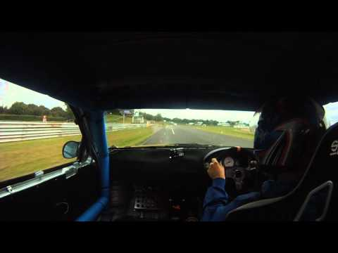 Steve Ashton - CC Open Track Day - Inc Crash - R.I.P M ZR