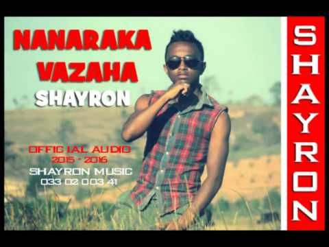 SHAYRON - NANARAKA VAZAHA (Official audio) prod by shayron
