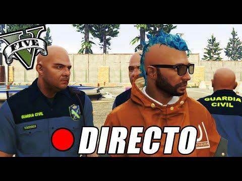 ?EN DIRECTO - GTA 5 LIFE - NO SE QUE VA A PASAR XD - Nexxuz thumbnail