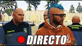 GTA 5 LIFE - EVITAMOS UN SUPER ATRACO!! - Nexxuz