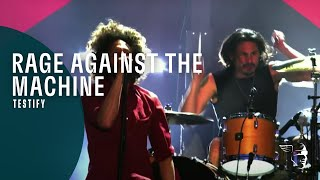 Rage Against The Machine - Testify (Live At Finsbury Park)