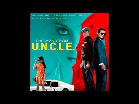 The Man from UNCLE (2015) Soundtrack -  Into The Lair (Betrayal Pt I)