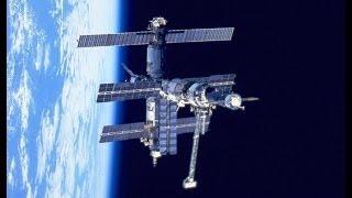 Затопление Орбитальной станции «МИР». Хроника новостей. Часть I(23 марта 2001 года космическая станция «МИР» была сведена с орбиты и затоплена в Тихом океане. Данное видео..., 2014-02-06T01:57:43.000Z)