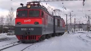 Особенности работы локомотивных бригад в зимних условиях.