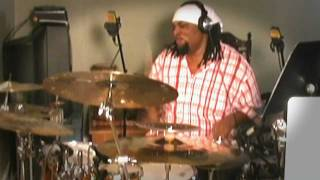 Terreon Gully in studio with Locke/Keezer