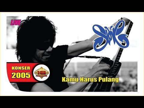KONSER SLANK - WADUH!! KAKA DI LEMPAR SESUATU.. AKSI GILA PARA SLANKERS (Live Mataram 2005)