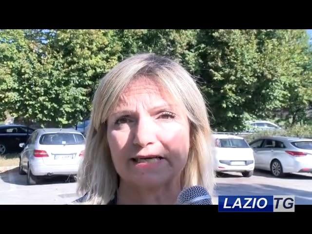 LAZIO TG   FERENTINO VERTENZA FOSCAMA, PARLANO I SINDACATI