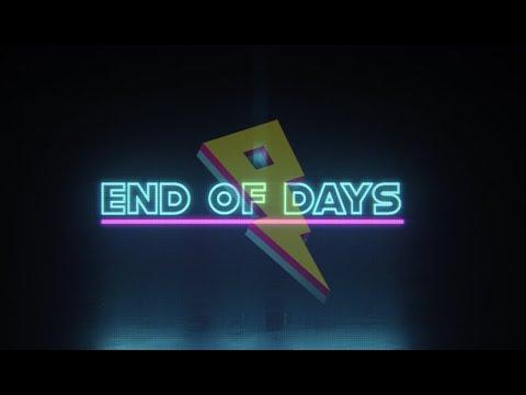 Gareth Emery - End Of Days (Lyric Video)