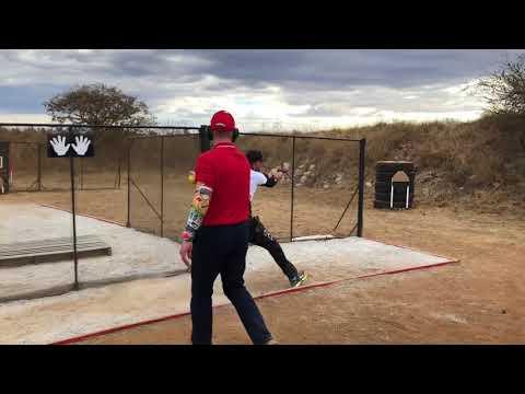 IPSC ROBIN ŠEBO, division PRODUCTION, Africa Handgun Championship 2018