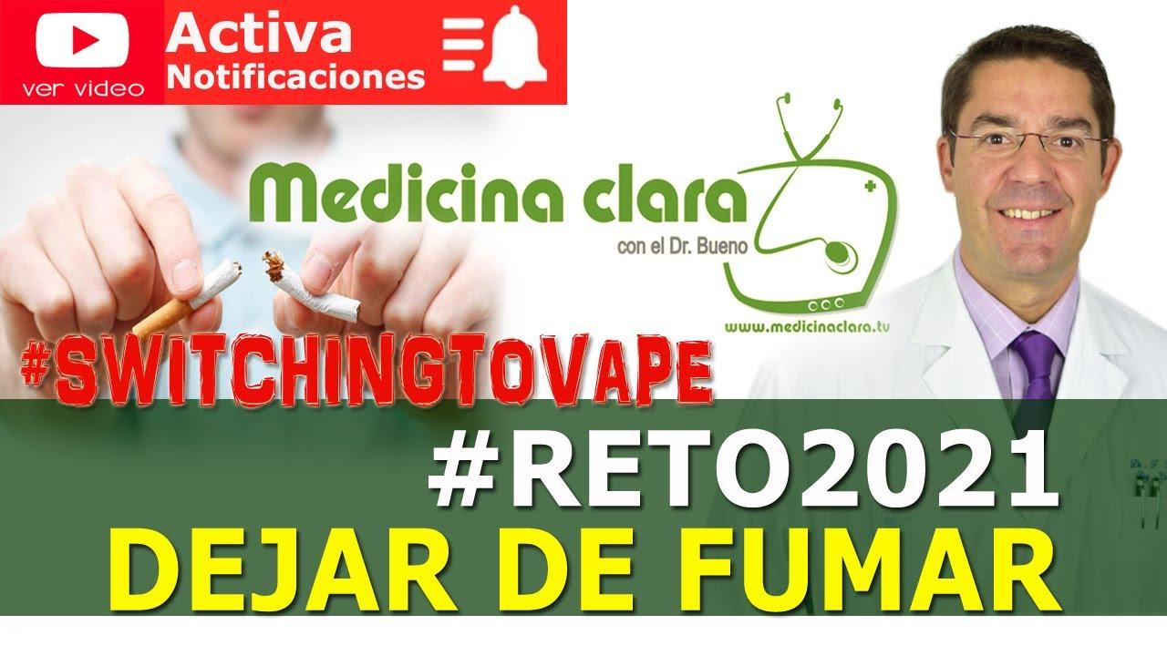 Dejar de fumar. RETO2021. Nuevos método para  dejar el tabaco, descúbrelo | Medicina Clara