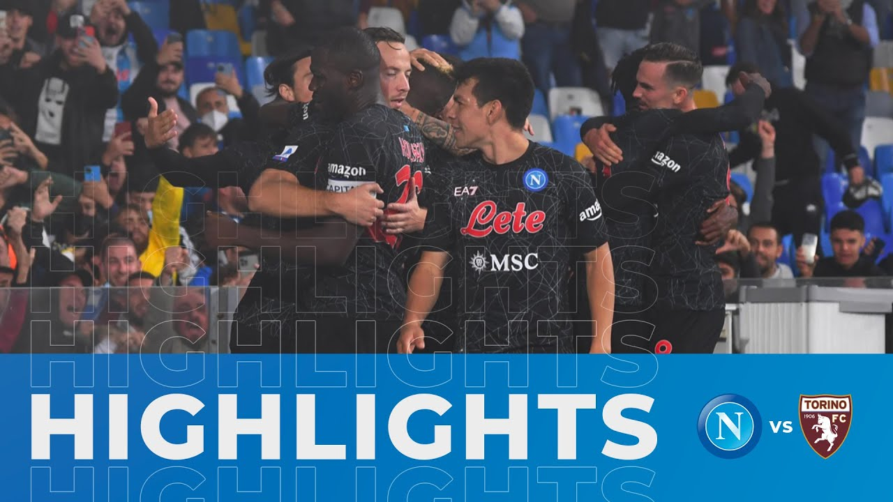 Download HIGHLIGHTS   Napoli - Torino 1-0   Serie A - 8ª giornata