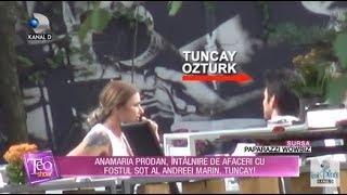 Teo Show (29.08.2018) - Anamaria Prodan, intalnire cu fostul sot al Andreei Marin, Tuncay!