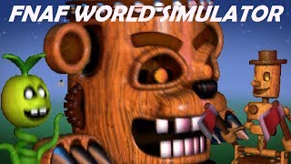 fnaf world park - Clip Ready