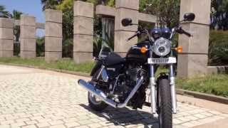 A Day on Royal Enfield Thunderbird 350