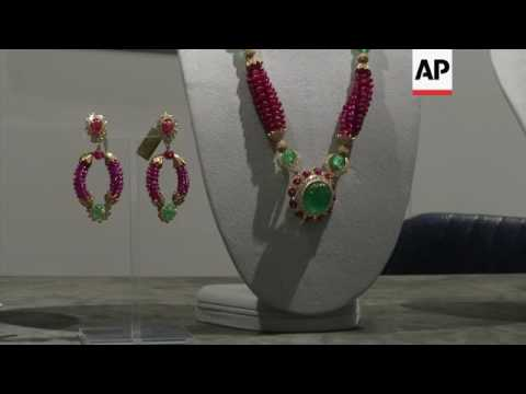 Rare jewels to be auctioned in New York