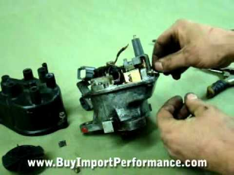 Blueridge Motorsports How To Rebuild A Honda Distributor