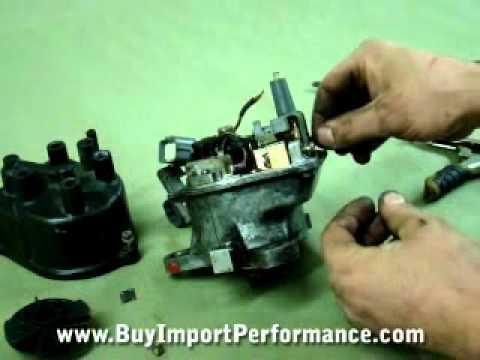 Blueridge Motorsports - How to Rebuild a Honda Distributor - YouTube