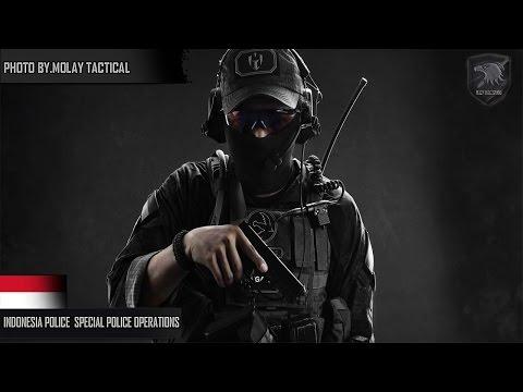 "Indonesia Police Special Operation l "" Setia, Tabah dan Waspada"""