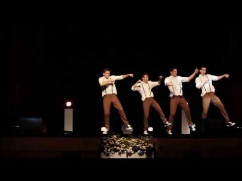 New Evolution of Dance
