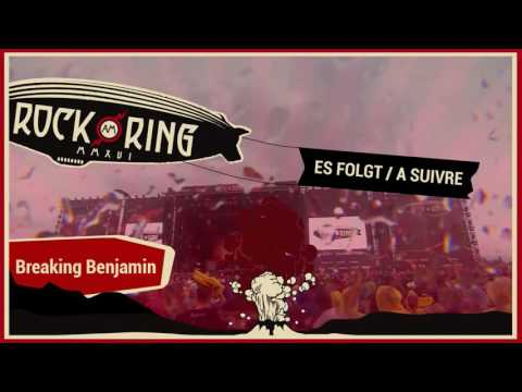 Breaking Benjamin - So Cold   at Rock Am Ring  ᴴᴰ