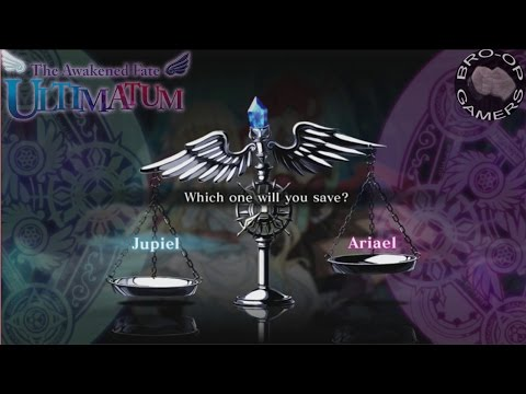 The Awakened Fate Ultimatum - Chapter 15: If That's Your Wish 1/2