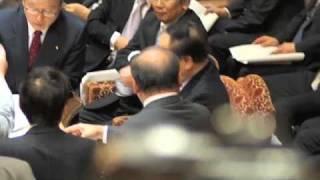 テレビで放映しない衆院予算「ふざけんなよ!」自民金子議員 thumbnail