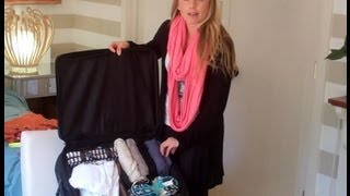 Secrets of Carry-On Travel (how-to Pack, Dress, and stay Stylish)... w/Laurel House