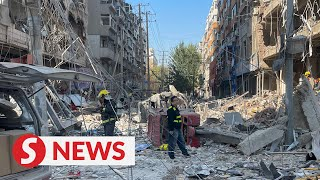 Three killed in gas explosion at Chinese BBQ restaurant