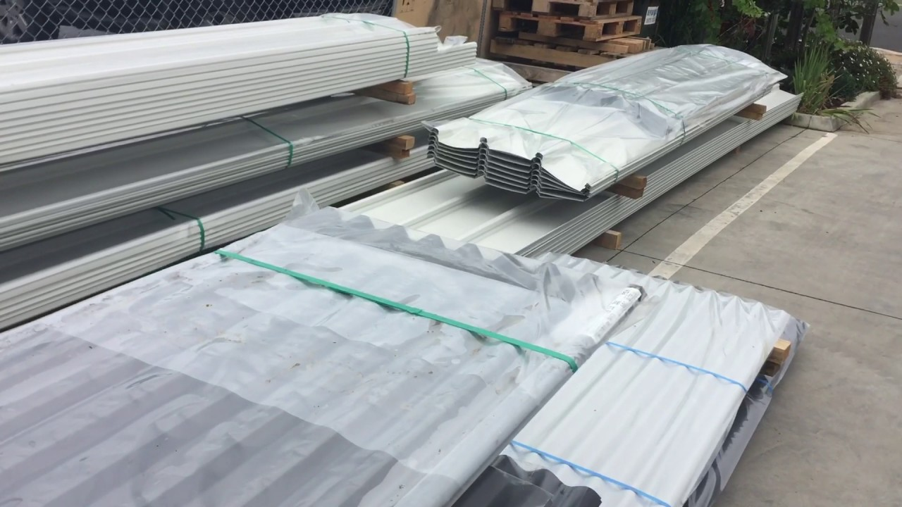 Colorbond sheets brisbane - Colorbond U0026 Zincalume Roofing Sheets Bayside Roofing Materials