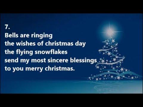 Christmas SMS / Christmas WhatsApp Messages / Christmas Viber ...